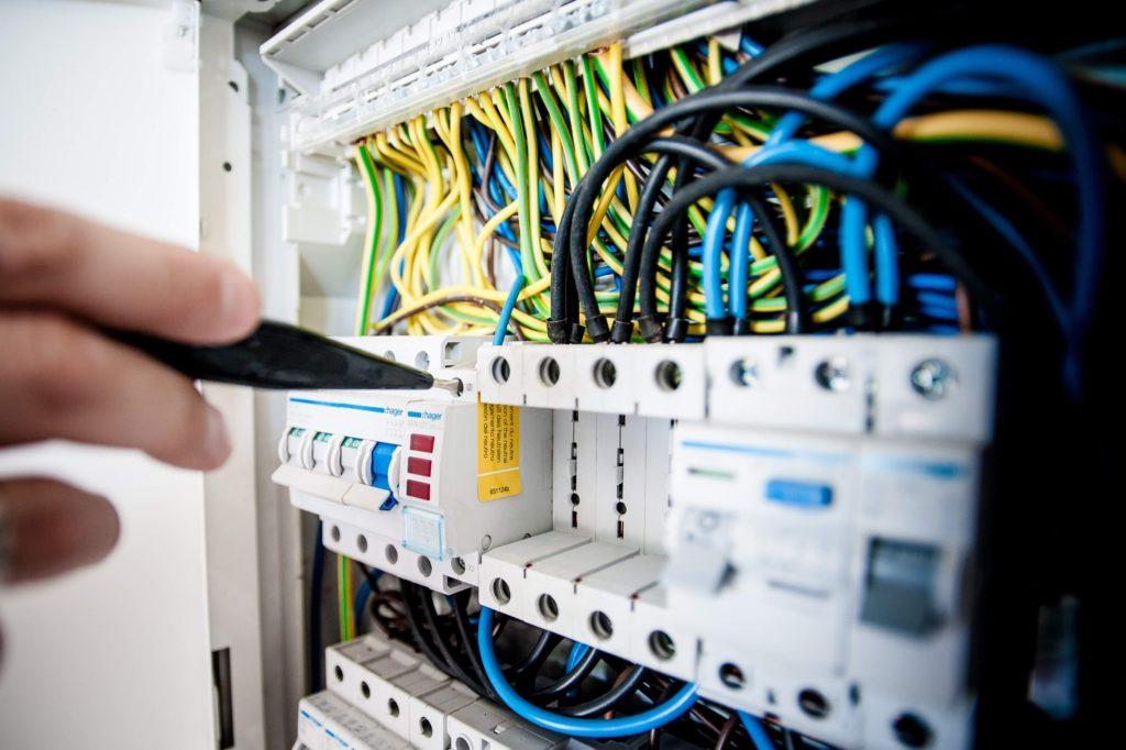 Mise aux normes du tableau électrique