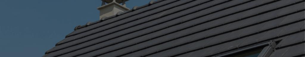 Forme de toiture en pente