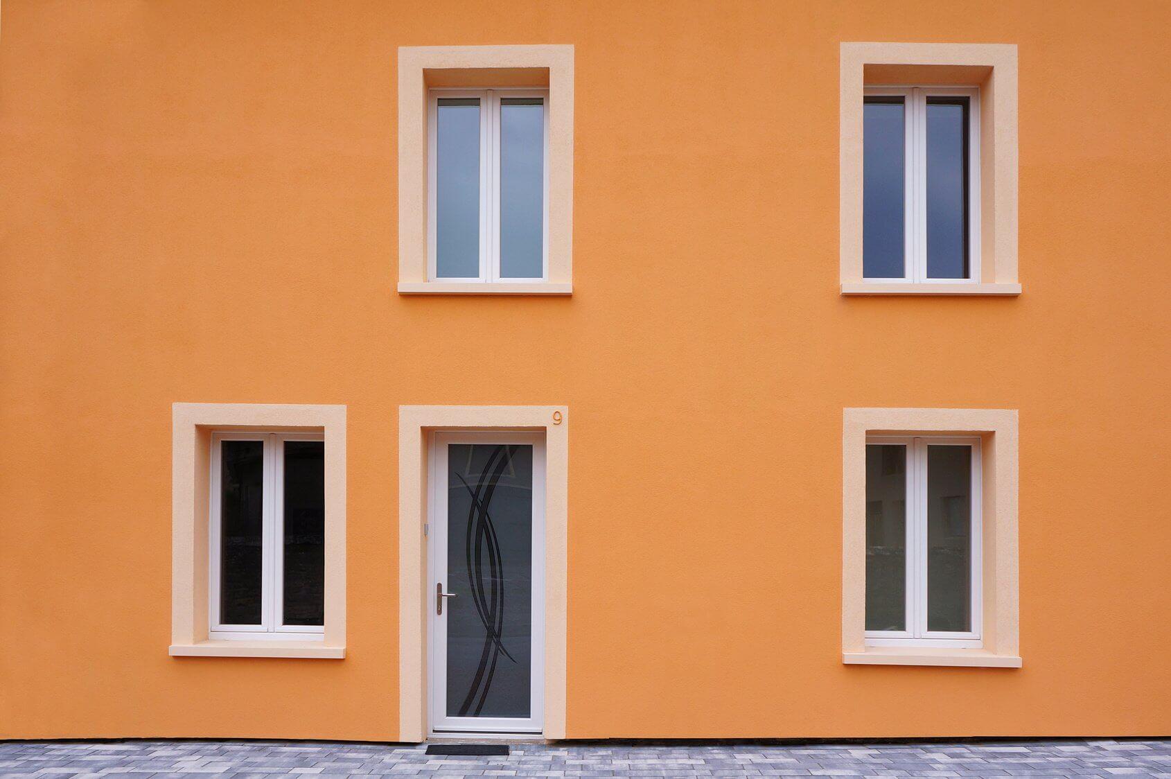 Enduit de finition de façade