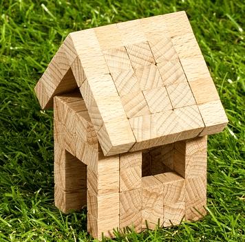 Illustration de maison pour travaux rénovation énergétique