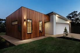 Bardage de maison en bois
