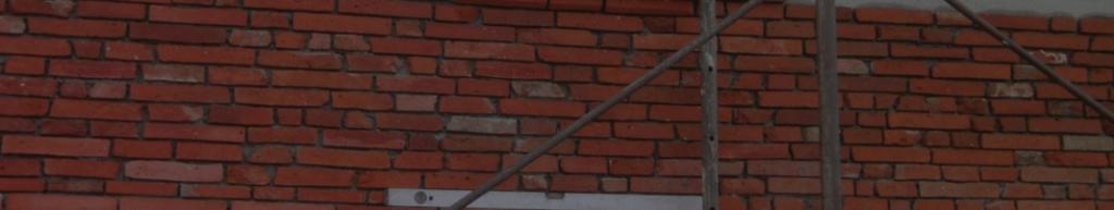 Ravalement de façade briques