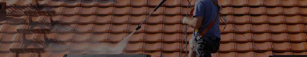 Opération de traitement de toiture