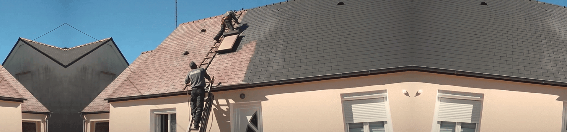 Assainissement de toiture