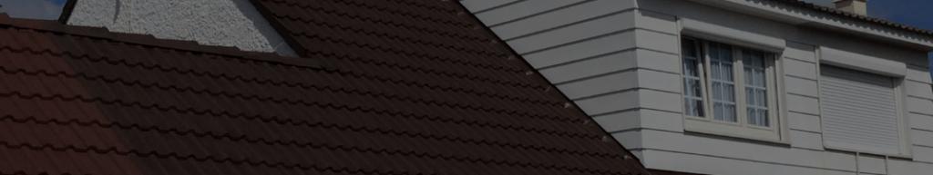 Une des réalisations de Préservation du Patrimoine en traitement de toiture