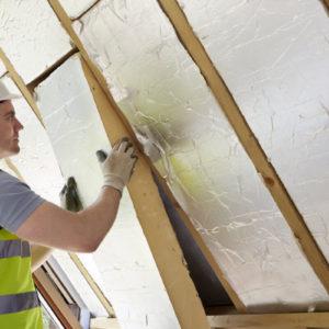 Isolant intérieur pour toiture