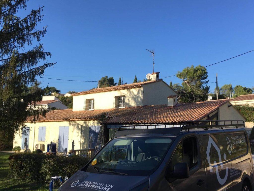 Travaux d'isolation à Nice (06)