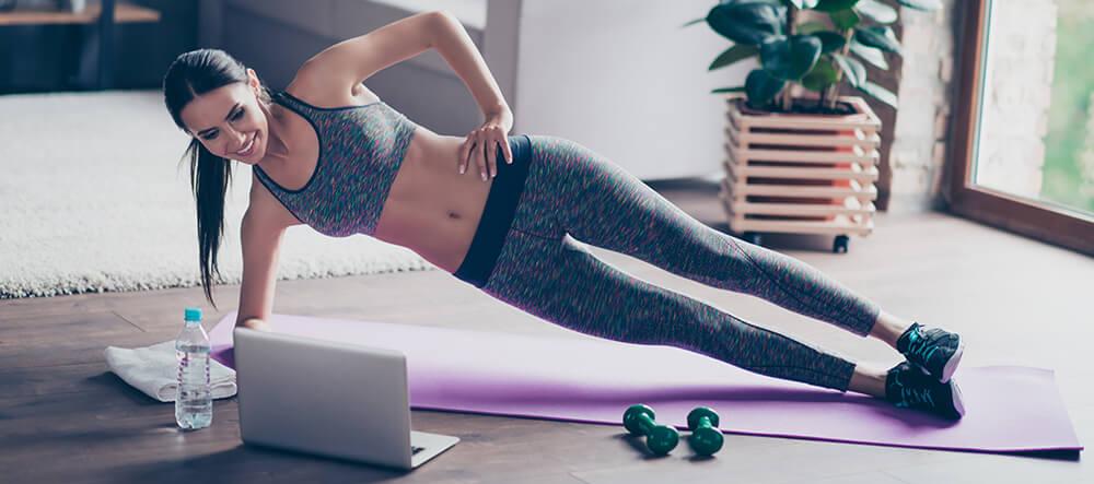 5 exercices de sport faire la maison pr servation du. Black Bedroom Furniture Sets. Home Design Ideas