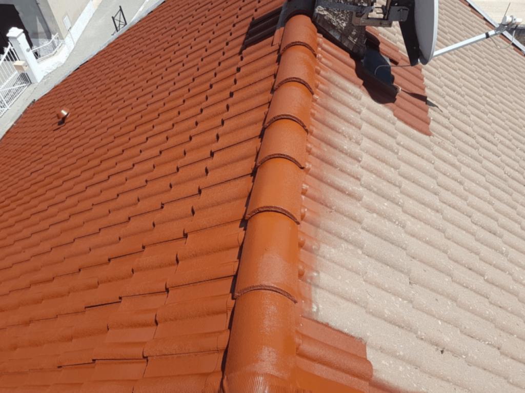 traitement de toiture tuiles Lyon