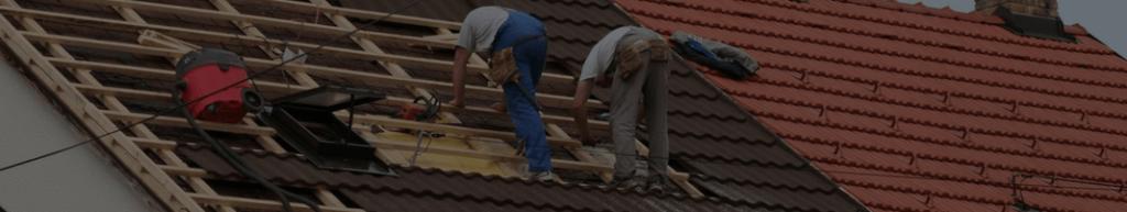 Travaux de réfection de toiture